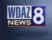 WDAZ Channel 8 Television
